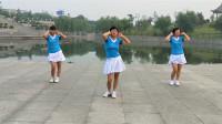 广场舞《油菜花开》,简单又好看的健身舞