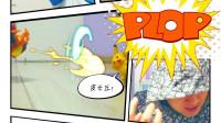 对战篇2:小小智与皮卡丘迎战神秘人的超强喷火龙