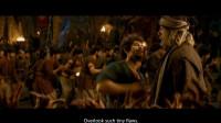 印度电影《暴徒》印度版加勒比海盗海盗窝篝火晚会歌舞升平精彩片段