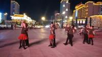 双人.广场舞-卓玛的情书-延吉拉丁舞蹈队