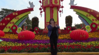 zhanghongaaa自编四个方向的动感广场舞桑巴10步欢快节奏舞曲原创