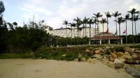 老钟游澳门(1)--鹭环海天度假酒店与黑沙滩
