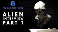 美国蓝皮书计划流出外星人审讯视频(Part1)