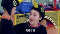 新大头儿子:花裙老师和小朋友们演绎小乌鸦跟妈妈的故事