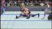 WWE2K19 银河护卫队巴蒂斯塔 VS 巨石强森!