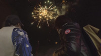 两个日本人,如何在云南大理庆祝新年