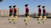经典12步广场舞教学《兔子舞》蹦蹦跳跳太可爱,还减肥瘦身