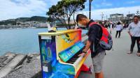 新西兰首都惠灵顿, 旅游频道宣传片