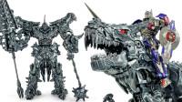 变形金刚威将电影系列钢索魔龙骑士擎天柱机器人变形玩具