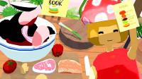 【小熙解说】厨房模拟器 今年脑洞最大的年饭都被我承包了!