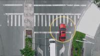 通用汽车在公开道路展示车联网通信(V2X)技术