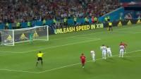 C罗34岁生日快乐,回顾C罗2018世界杯凭借一己之力淘汰西班牙