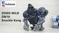 【索斯机械兽】洛伊德  格鬥金剛  ZW10  胡服騎射的玩具開箱