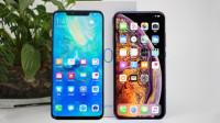 华为Mate20pro和苹果iPhoneXsMax对比评测,哪款更适合你?