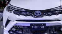 全新丰田CHR混动,兼顾舒适和操控,外观够潮!