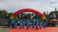 舞蹈《我的祖国》朴屯油三社区 舞蹈队