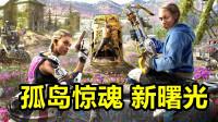KO酷《孤岛惊魂 新曙光》01期 找到希望 全剧情任务攻略流程解说 PS4游戏