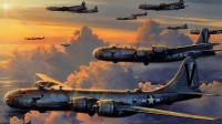 """比原子弹还可怕的""""李梅火攻"""",轰炸机群在东京投下千吨燃烧弹"""