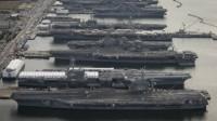 美国海军为凑齐355艘舰艇,想出三招,最后一招又快又便宜