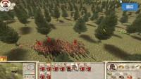 帕多瓦东部山地剿匪战,漂亮的战术,骑兵立大功
