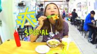 台湾老字号,开店几十年只卖老几样,姜糖味的甜豆花是特色!