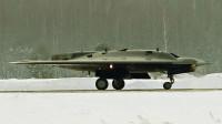 又一款军机亮相,还没首飞就已让美军绷紧神经,形似B2轰炸机