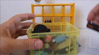 儿童手工DIY 为你的LPS至q宠物屋小人偶制作一套多层书架