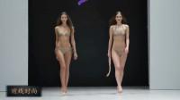 最新TOTTI白俄罗斯泳装周时尚走秀,简约的设计展现极致的美