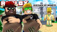 小格解说 Roblox 新小偷模拟器: 解锁宠物商店! 发现超级黄金骨头? 乐高小游戏