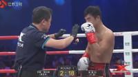 世界排名第六吴雪松吊打KO北美冠军完美躲过重击反手一拳秒杀