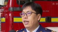 上海消防部门首次现场向社会招录消防员 上海早晨 20190216