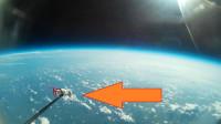 流浪地球没有大气,无人机就不能飞?老外这样做无人机飞19800米高!