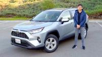 【中文】SUV冠军保卫战 2019试驾全新一代丰田Toyota RAV4
