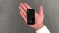 当今世界上最小的iPhone X——开箱!