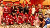 2019年中央电视台 春节联欢晚会《春海》开场舞表演 bboy浩然等