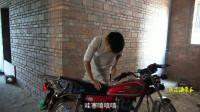 陆霖海学长玩真人版吃鸡,捡到了一辆摩托车以为可以泡妞结果猜不到
