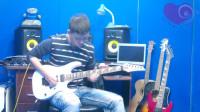 电吉他摇滚《忐忑》!创造101女团版