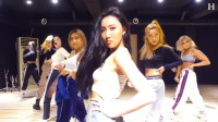 MAMAMOO华莎《TWIT》舞蹈练习室版MV首播 丝毫不输舞台的超强功力