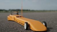 世界最快的3D遥控车,时速200公里,上高速交警都追不上