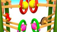 儿童英语可爱宝宝的迷宫玩具是如何发出清脆悦耳的声音的