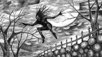 世界10大怪异生物,揭秘弹簧腿杰克!