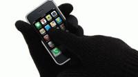 被它泡过的手套,老外冬天戴着还能玩手机,以后玩手机不冻手!