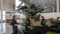 美军机器人发展迅猛,俄罗斯不甘示弱,研发出URAN-9无人坦克