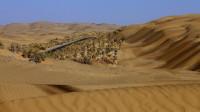 中国第一大沙漠:地表下居然藏着汪洋大海,面积仅次于撒哈拉沙漠