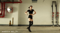 腿长1米1系列,二次元宅舞《一骑当千》
