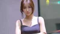 被誉为韩国第一车模的柳多妍 100分满分的话 你给多少分?