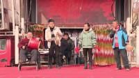 3个男人和1个女人表演《三句半》,或许只有山东和河南人能听懂
