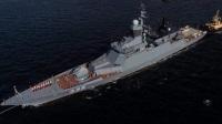俄军新型护卫舰正式服役 专家:海军战斗力获得飙升
