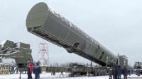 俄军27倍音速导弹射出  准确命中六千公里外目标
