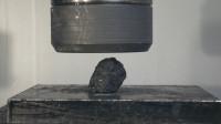 同为碳元素,老外将煤炭放液压机下,高压下会变钻石?